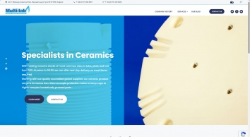 A Global Force in Quartz and Ceramic Technology | Multi-Lab