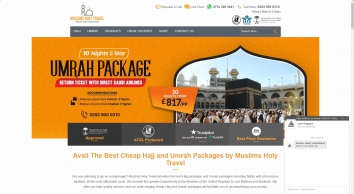 Cheap Hajj and Umrah Packages Along with Flights,Hotels for 2021 - 22