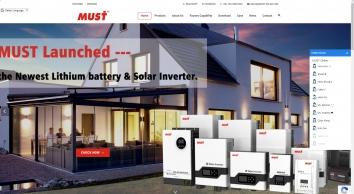 Power Inverter, Solar Inverter, Online UPS, Offline UPS MUST ENERGY.