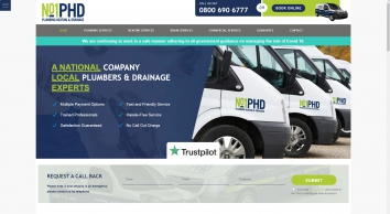 No1 PHD   Experts in Plumbing Drainage and Heating