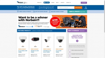 Norbain e-source - Find, Organise, Buy from the widest range of security products in the UK