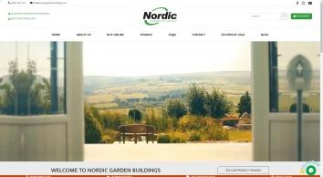 Nordic Garden Building