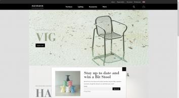Normann Copenhagen   Scandinavian Design Furniture