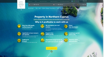 Leverage Investments - North Cyprus Properties, Kyrenia