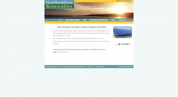 Northumbria Renewables