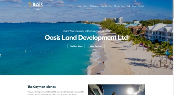 Oasis Land Development Ltd, West Bay