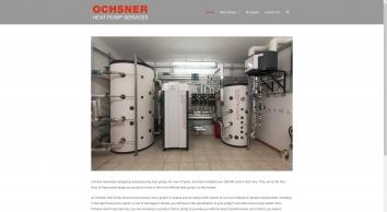 Ochsner Heatpump Services