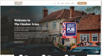 The Onslow Arms - Loxwood