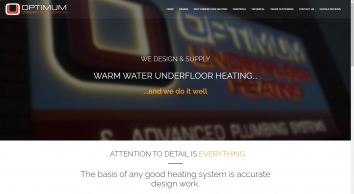 Optimum Underfloor Heating Ltd