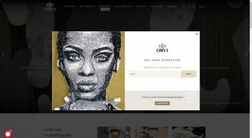 ORVI - Handcrafted & Bespoke Luxury Surfaces