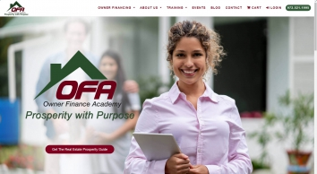 Owner Finance Academy – Real Estate Investments