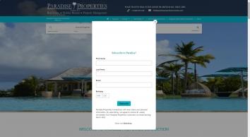 Paradise Properties Connection Ltd, St Johns