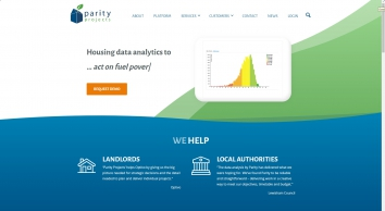 Parity Projects - Market-leading Home Energy Efficiency Services