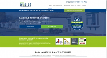 Park Home Insurance Specialists | Park Home Assist