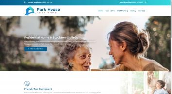 Residential home   Park House Rest Home