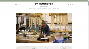 Parkminster Products