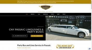 Passaic Limousines and Party Buses