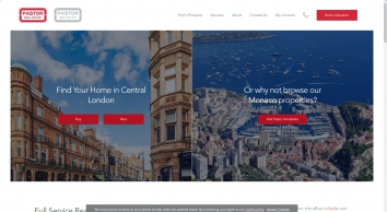 Pastor Real Estate | Prime Central London Estate Agents in Mayfair and Chelsea