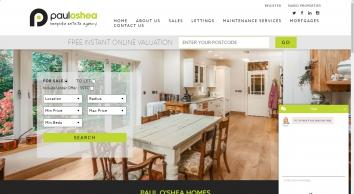 Paul O\'Shea Homes