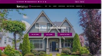 Pauling Homes Team - Keller Williams Realty Elite