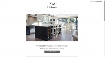 P D A Kitchens