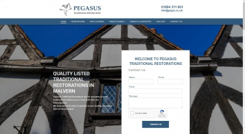 Pegasus Traditional Joinery