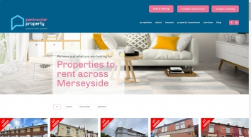 peninsular property   website