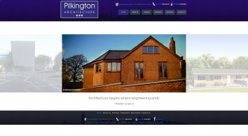 Pilkington Architecture - Home