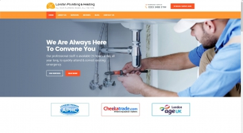 London Plumbing and Heating, Harrow, 24hr Emergency Services