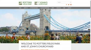 Potters Field Park Management Trust