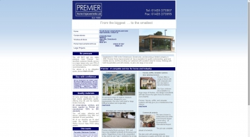 Conservatories in Christchurch. Premier for all Home Improvements