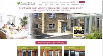 Premier Windows Doors & Conservatories Ltd