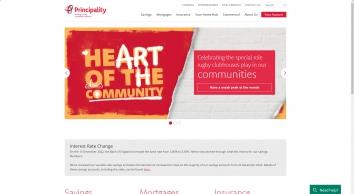 Mortgages, Savings and Insurance   Principality Building Society   Home