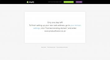 Product Fusion Ltd