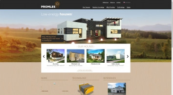Promles houses