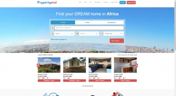 Property Listing Agency, Cape Town