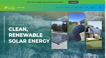 Florida Solar Energy Solutions - ProSolar Systems Florida