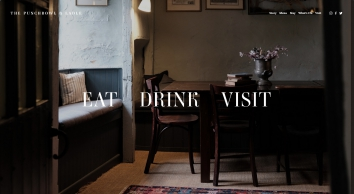 The Punch Bowl and Ladle - Feock, Cornwall - Welcome