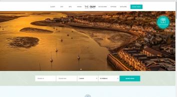 The Quay Hotel & Spa | Luxury 4 Star Spa Hotel in Conwy