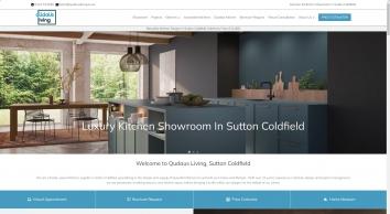 Qudaus Living | Kitchens Sutton Coldfield | Bespoke Kitchens