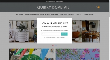 quirky DOVETAIL
