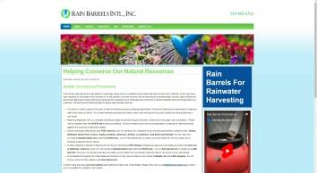 Rain Barrels Int\'l