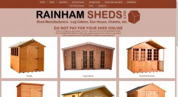 Rainham Sheds Ltd
