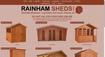 Rainham Sheds Ltd