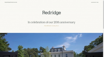 Redridge - Bespoke Luxury Property Developers in London and Surrey