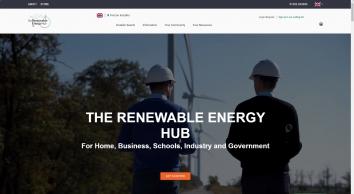 The Renewable Energy Hub | Renewable Energy UK