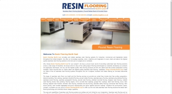 Resin Floors North East Ltd
