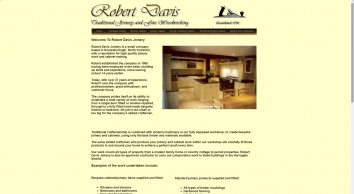 Robert Davis Joinery