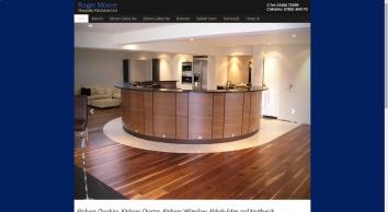 Roger Moore Bespoke Kitchens