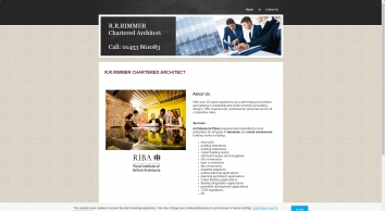 R R Rimmer Chartered Architect